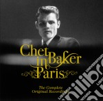 IN PARIS cd musicale di Chet Baker