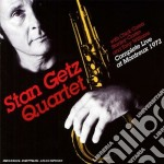 COMPLETE LIVE MONTREUX'72                 cd musicale di Gets stan quartet