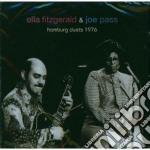 Ella Fitzgerald / Joe Pass - Hamburg Duets 1976 cd musicale di Pas Fitzgerald ella