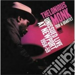 Thelonious Monk - Unissued Live At Newport 1958-59 cd musicale di Monk thelonious trio