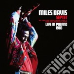 Miles Davis - Live In Poland 1983 cd musicale di Miles Davis