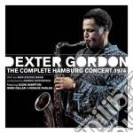 Dexter Gordon - The Complete Hamburg Concert 1974 cd musicale di Dexter Gordon