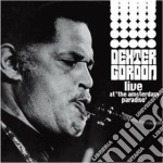 Dexter Gordon - Live At The Amsterdam Paradiso cd musicale di Dexter Gordon