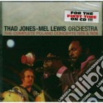 Thad Jones / Mel Lewis - The Complete Poland Concerts 1976 & 1978 cd musicale di Lewis me Jones thad