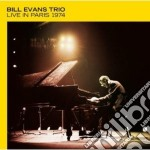 LIVE IN PARIS 1974                        cd musicale di EVANS BILL TRIO