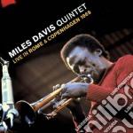 Miles Davis - Live In Rome & Copenhagen 1969 cd musicale di Miles Davis