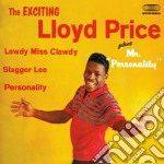 Lloyd Price - The Exciting / Mr Personality cd musicale di Lloyd Price