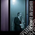 Lee Konitz - The Complete 1956 Quartets cd musicale di Lee Konitz