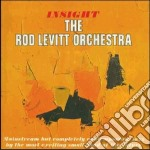 Rod Levitt - Insight / Solid Ground cd musicale di Rod Levitt