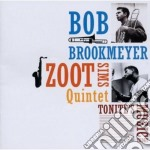Bob Brookmeyer / Zoot Sims - Tonite's Music Today / Whooeeee cd musicale di Sims z Brookmeyer b