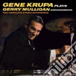 PLAYS GERRY MULLIGAN ARRANGEMENTS         cd musicale di Gene Krupa