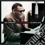 THE KING OF SOUL - CLASSIC HITS           cd musicale di Ray Charles