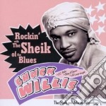 ROCKIN' WITH THE SHEIK OF THE BLUES - TH  cd musicale di Chuck Willis