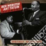 Art Tatum / Ben Webster - Quartet cd musicale di Tatum a Webster b