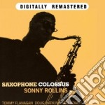 Saxophone colossus (+ work time) cd musicale di Sonny Rollins