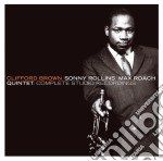 Clifford Brown / Sonny Rollins / Max Roach - Complete Studio Recordings cd musicale di BROWN/ROLLINS/ROACH