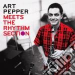 Art Pepper - Meets The Rhythm Section cd musicale di Art Pepper