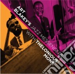 ART BLAKEY'S JAZZ MESSENGERS WITH THELON  cd musicale di Monk the Blakey art