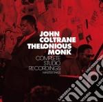 John Coltrane / Thelonious Monk - Complete Studio Recording Master Takes cd musicale di COLTRANE/MONK