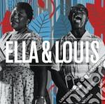 Fitzgerald Ella & Armstrong Louis - Ella & Louis cd musicale di Ella/arms Fitzgerald