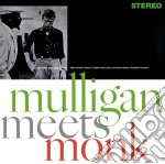 Gerry Mulligan Meets Thelonious Monk cd musicale di Monk Mulligan gerry
