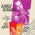 Django Reinhardt Plays The Music Of Cole Porter And Jerome Kern cd musicale di Django Reinhardt