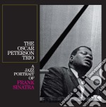 Oscar Peterson  - A Jazz Portrait Of Frank Sinatra cd musicale di Oscar Peterson