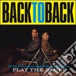 Duke Ellington / Johnny Hodges - Back To Back cd musicale di Ellington Hodges j