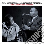 BEN WEBSTER MEETS OSCAR PETERSON          cd musicale di Peterson Webster b