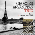 Georges Arvanitas - 3 A.m. / Cocktail For Three cd musicale di Georges Arvanitas