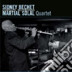 Sidney Bechet / Martial Solal - Complete Recordings cd musicale di Sidney Bechet