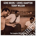 The complete 1955 session cd musicale di Gene Krupa