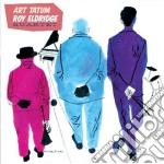 ART TATUM - ROY ELDRIDGE QUARTET          cd musicale di Eldridge r Tatum a