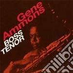 Gene Ammons - Boss Tenor / Angel Eyes cd musicale di Gene Ammons