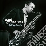 Ellingtonia moods & blues (+ gettin' tog cd musicale di Paul Gonsalves
