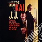 J.J. Johnson / Kai Winding - The Great Kai & J.j. cd musicale di Windin Johnson j.j.