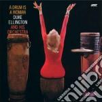 (LP VINILE) A DRUM IS A WOMAN [LP]                    lp vinile di Ellington duke and h