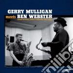 (LP VINILE) MEETS BEN WEBSTER LP 180 GR.              lp vinile di Webster Mulligan g