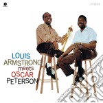 (LP VINILE) Louis armstrong meets oscar peterson [lp lp vinile di Pet Armstrong louis