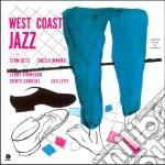 (LP VINILE) WEST COAST JAZZ                           lp vinile di Stan Getz