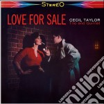 (LP VINILE) LOVE FOR SALE                             lp vinile di Cecil Taylor