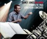 Jones Quincy - Complete 1960 European Concerts cd musicale di Quincy Jones