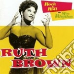 Ruth Brown - Rock & Roll / Miss Rhythm cd musicale di Ruth Brown