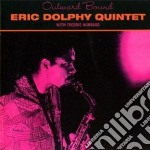 Eric Dolphy / Freddie  Hubbard - Outward Bound cd musicale di DOLPHY ERIC QUINTET