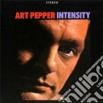 Art Pepper - Intensity cd musicale di Art Pepper