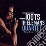 The soul of toots cd musicale di Toots Thielemans