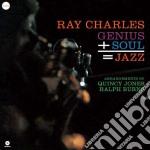 (LP VINILE) Genius (+ soul=jazz) [lp] lp vinile di Ray Charles
