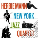 Herbie Mann - New York Jazz Quartet / Music For Suburban Living cd musicale di Herbie Mann