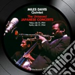 The unissued japanese concerts cd musicale di Miles Davis