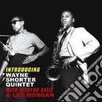 Introducing (+ kelly great) cd musicale di Kelly Shorter wayne